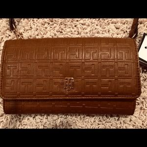 NWT Tommy Hilfiger Crossbody & Wallet